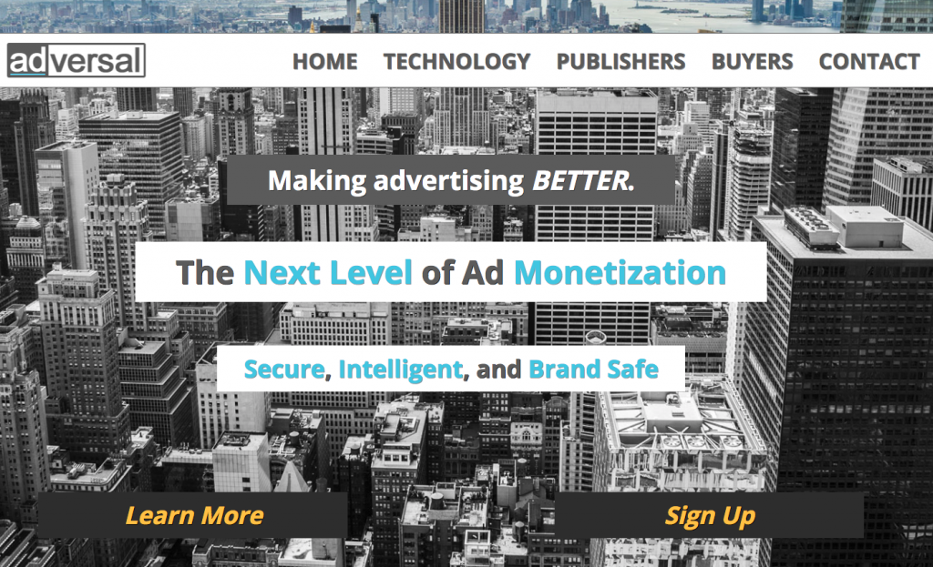 Adversal-Ad-monetization
