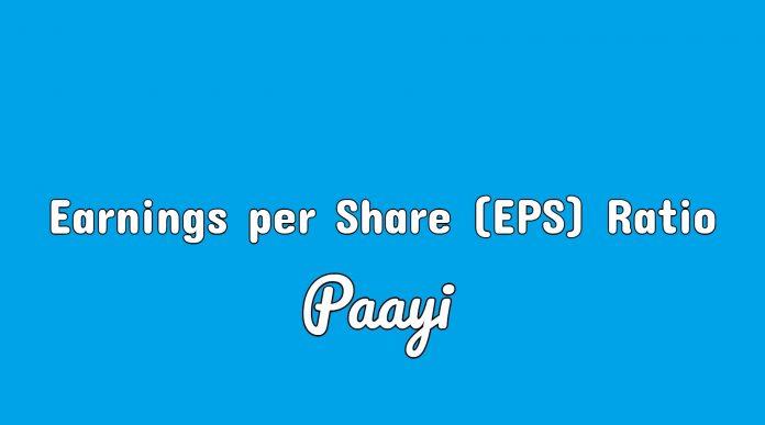 Earnings per Share (EPS) Ratio