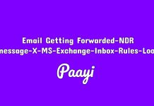 X Owa Error Microsoft Exchange Data Storage Paayi