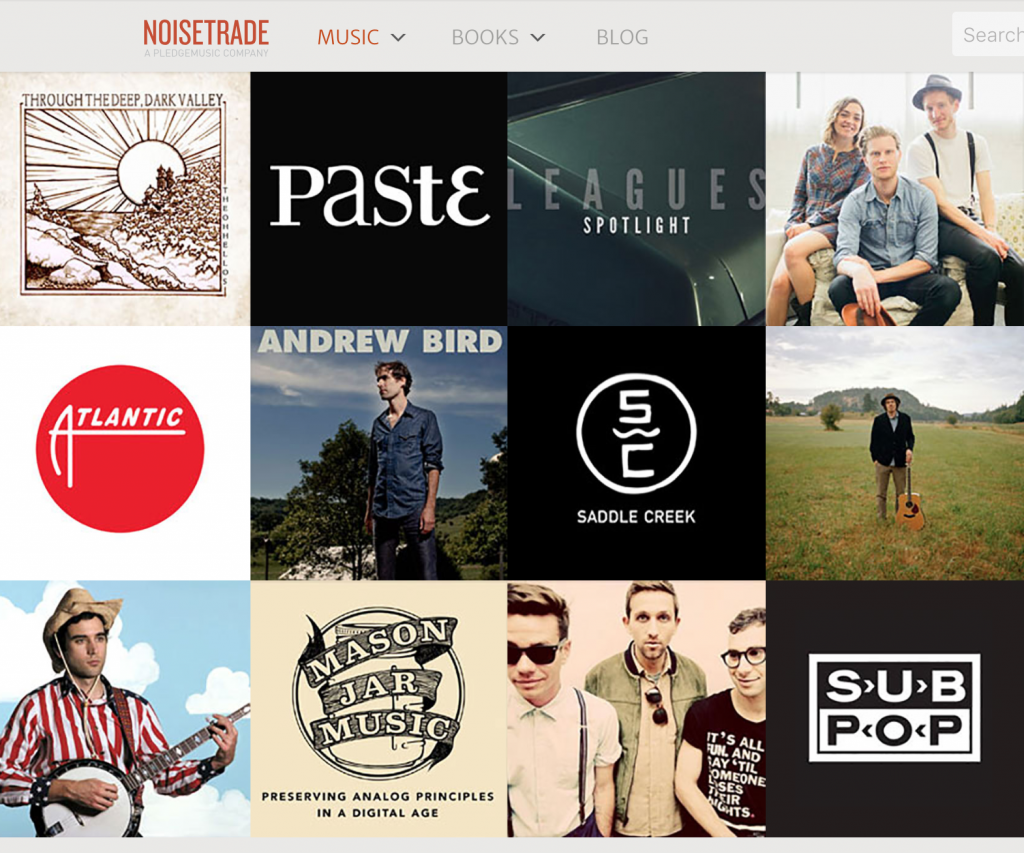 Free Music Download By NoiseTrade