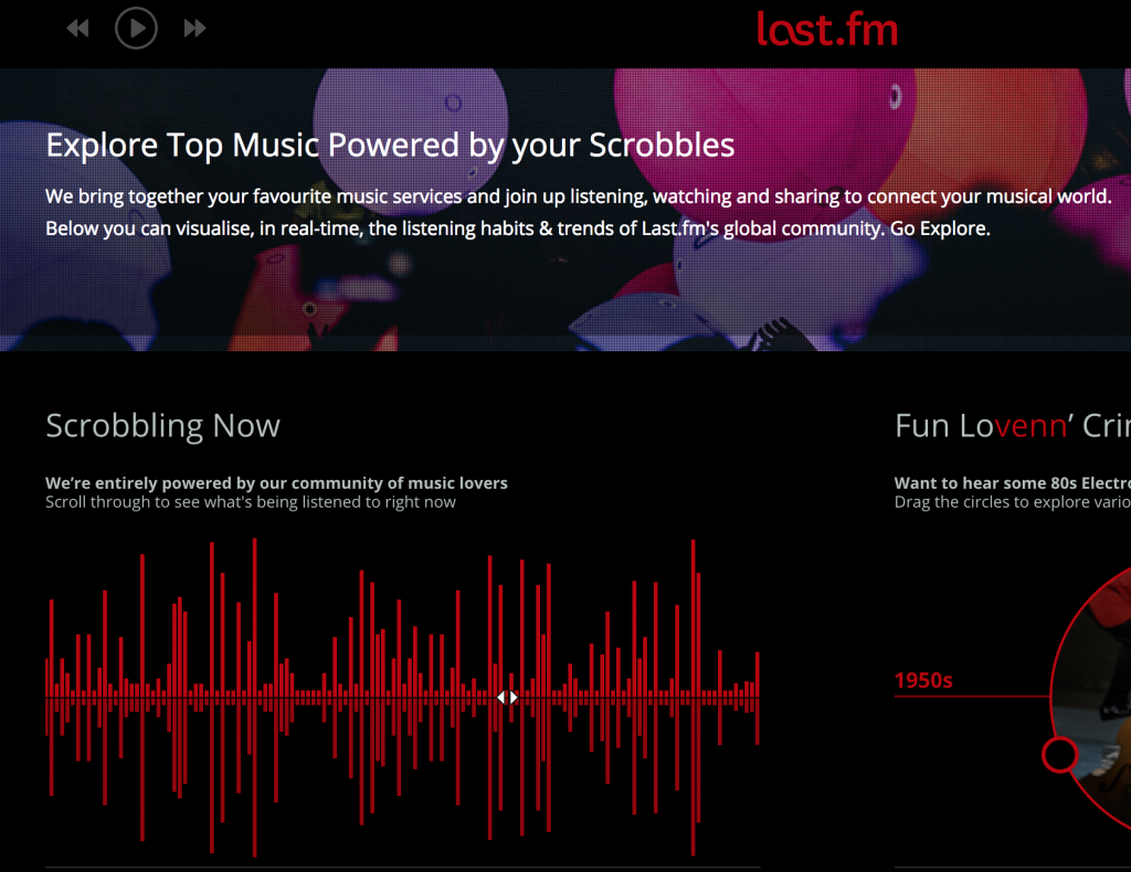 Free Music Download from Last.fm