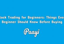 Stock Trading for Beginners: Things Every Beginner Should Know Before Buying