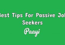 Best Tips For Passive Job Seekers