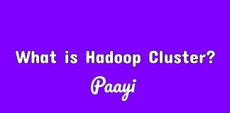 What is Hadoop Cluster?
