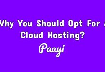 Why You Should Opt For A Cloud Hosting?