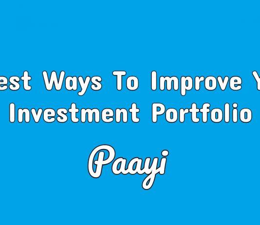 5 Best Ways To Improve Your Investment Portfolio