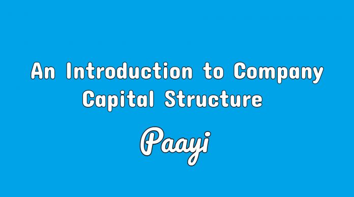 An Introduction to Company Capital Structure