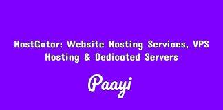 HostGator: Website Hosting Services, VPS Hosting & Dedicated Servers