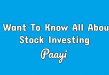 I Want To Know All About Stock Investing