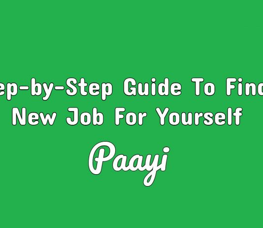 Step-by-Step Guide To Find A New Job For Yourself