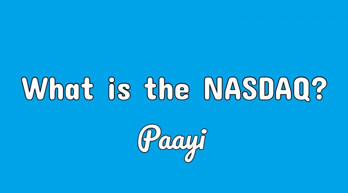 What is the NASDAQ read on paayi