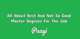All About Best And Not So Good Master Degrees For The Job