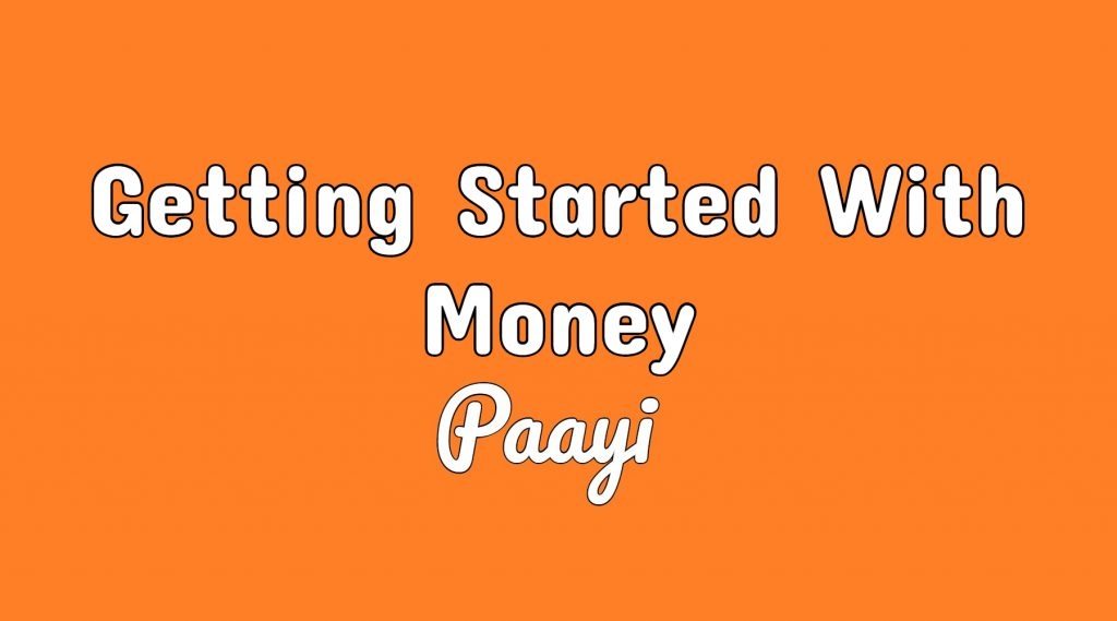 Getting Started With Money