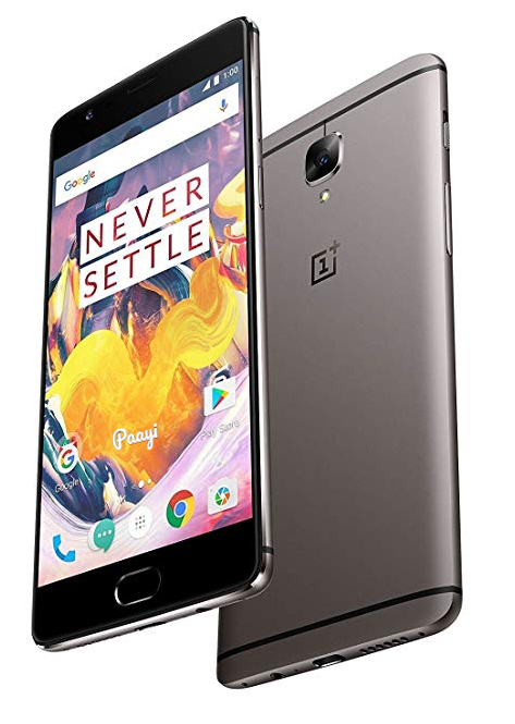 OnePlus 3T Front Back Purple By Paayi