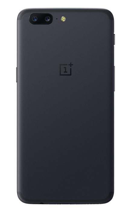 OnePlus 5 Back Black Color