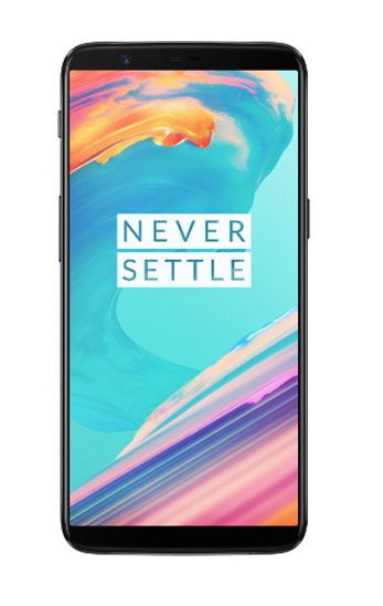 OnePlus 5t Front by paayi