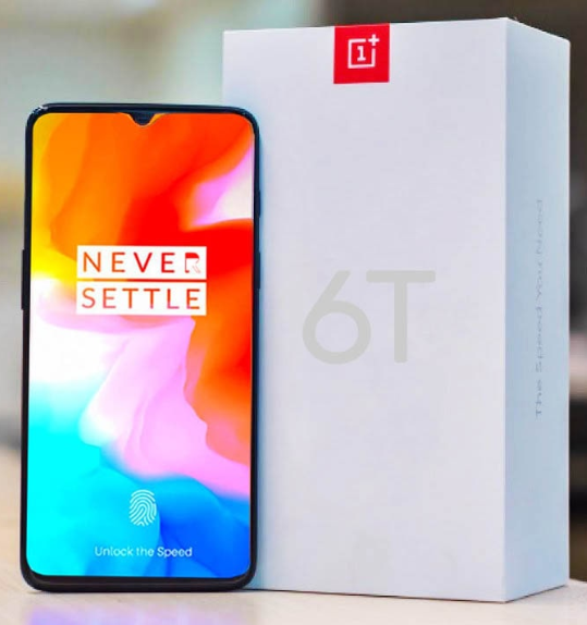 OnePlus 6T Expected Like this