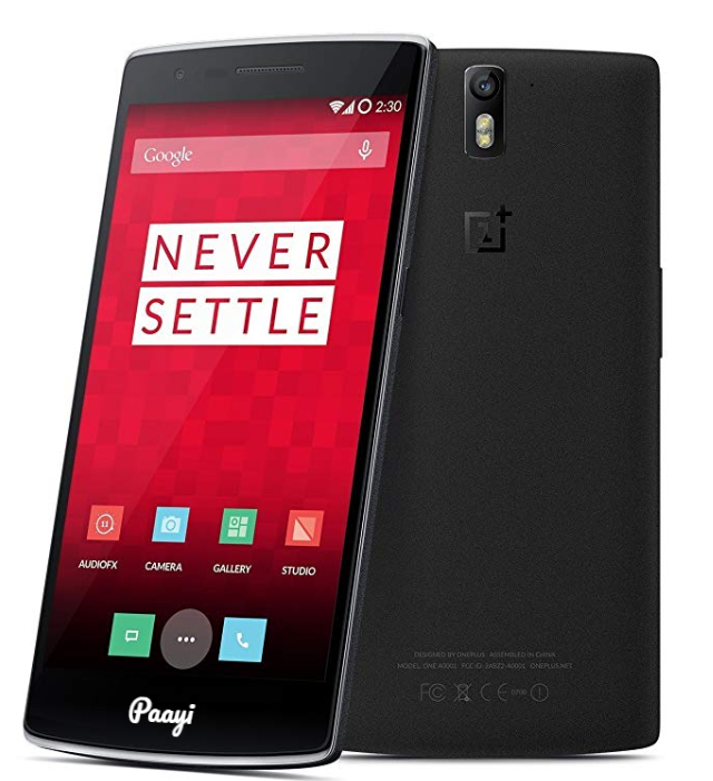 OnePlus One - Back Front by paayi