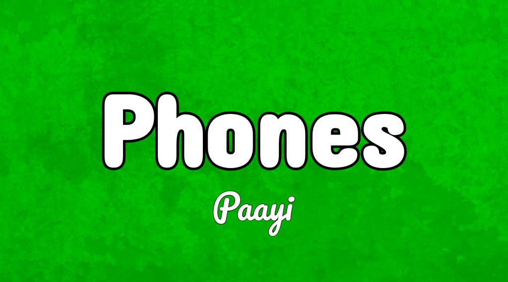 Phones Info from paayi
