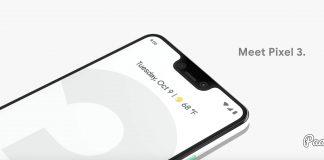 Pixel 3 and Pixel 3XL Google Phones