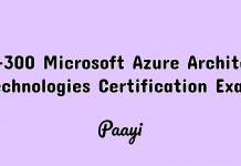 AZ-300 Microsoft Azure Architect Technologies Certification Exam
